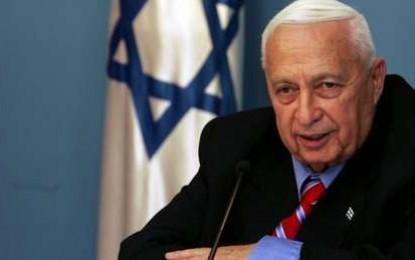 Dua Bom Meledak di Dekat Pemakaman Ariel Sharon