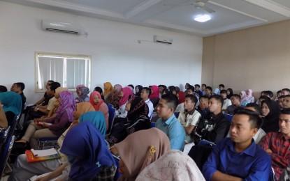 Workshop Penyusunan Program Kerja dan Konsolidasi Internal Kemahasiswaan