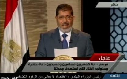 Mesir Gelar Referendum Konstitusional, Bom Meledak di Kairo