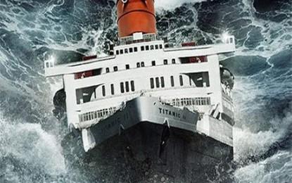 Replika Kapal Titanic Akan Dibangun di China