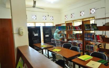 Perpustakaan STIKES Mataram