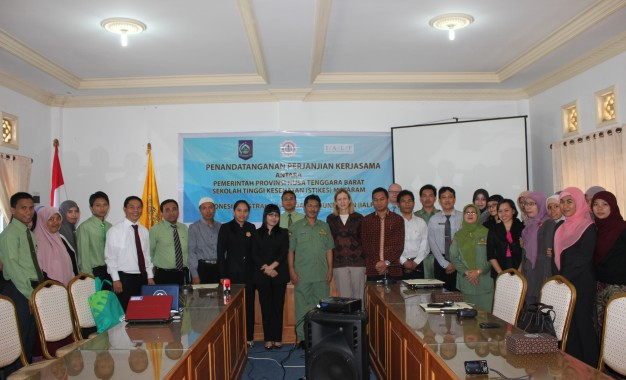 Perjanjian Kerja sama Rumah sakit Prov. NTB dengan STIKES Mataram