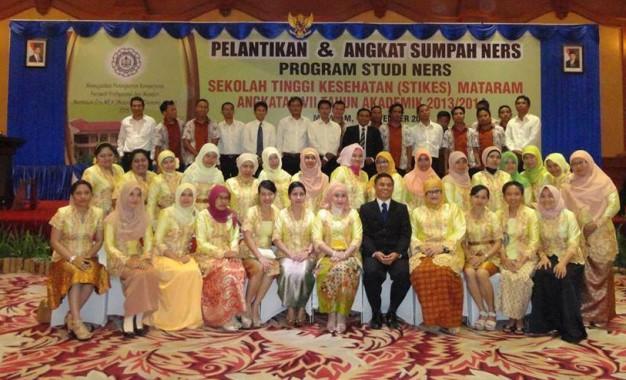 Rapat Senat Terbuka Stikes Mataram