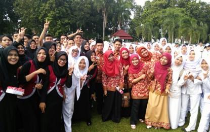 Upacara Peringatan Hari Perawat Nasional Indonesia