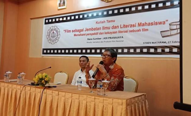 UKM Phoster STIKES Mataram 2019