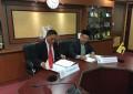Penandatangan MOU dengan Universiti Islam Sultan Syarif Ali