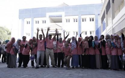 Kegiatan Olahraga Civitas STIKES Mataram