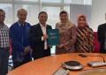 Penandatanganan MOU antara STIKES Mataram dengan Universiti Tehnologi Malaysia (Tehnologi Medical)