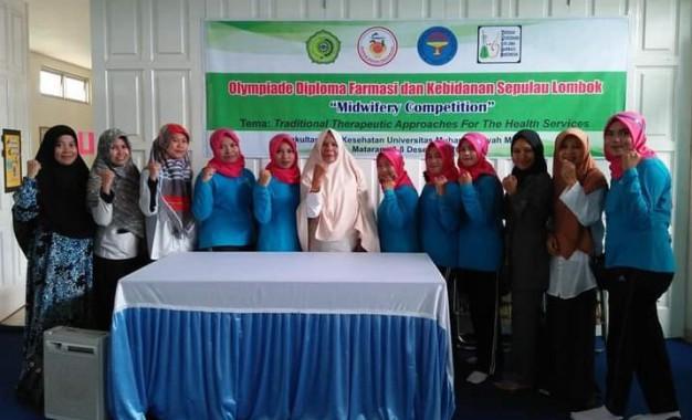 Olimpiade Diplomasi Formasi & Kebidanan Sepulau Lombok