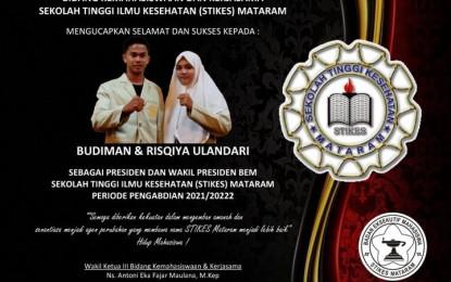 Pemilihan Ketua BEM STIKES Mataram