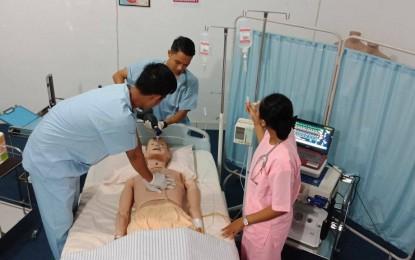 Emergency Nursing Care practice