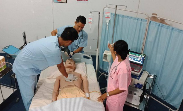 Emergency Nursing Care practice